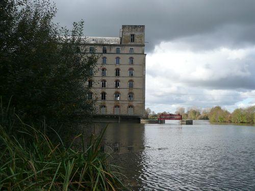 moulin à blé dit le Grand-Moulin par anonymous contributor