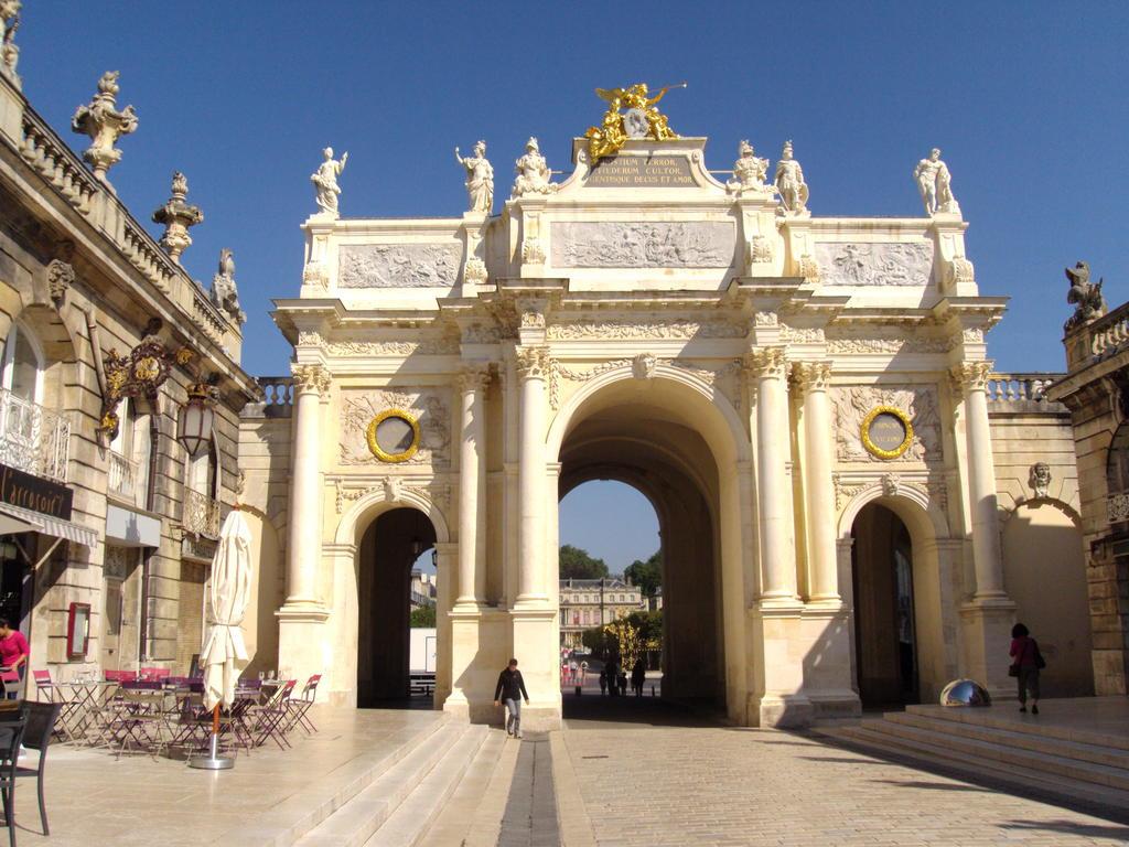 Place Stanislas à Nancy.