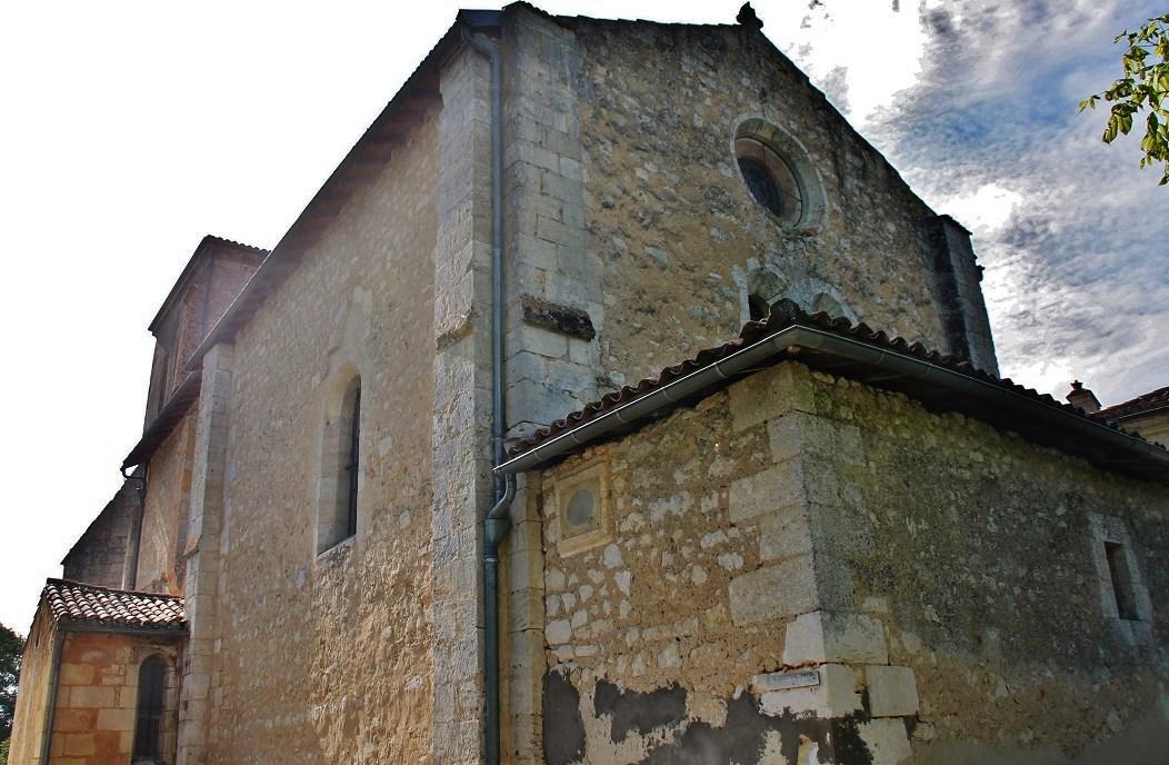 Eglise Paroissiale Saint-Martin à Bonnetan.