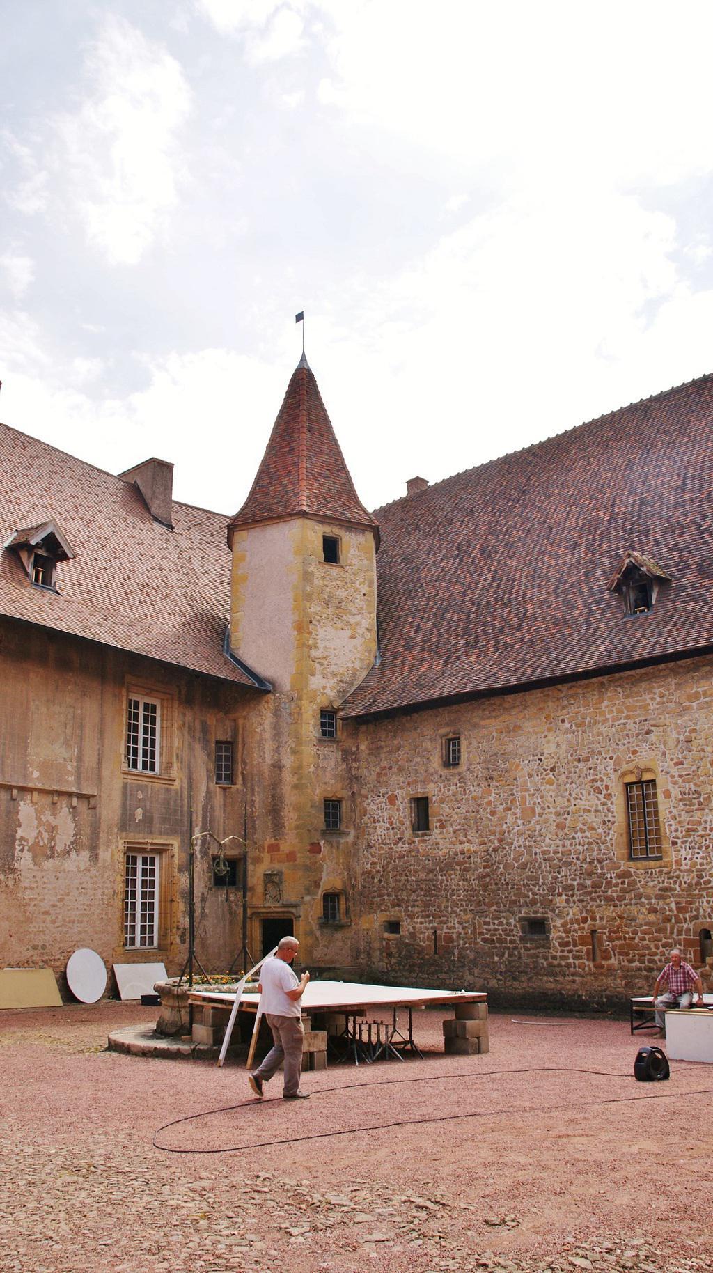Abbaye de Charlieu à Charlieu.