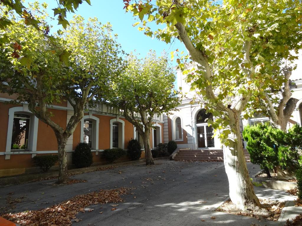 Hôtel-Dieu, hospice à Hyeres.