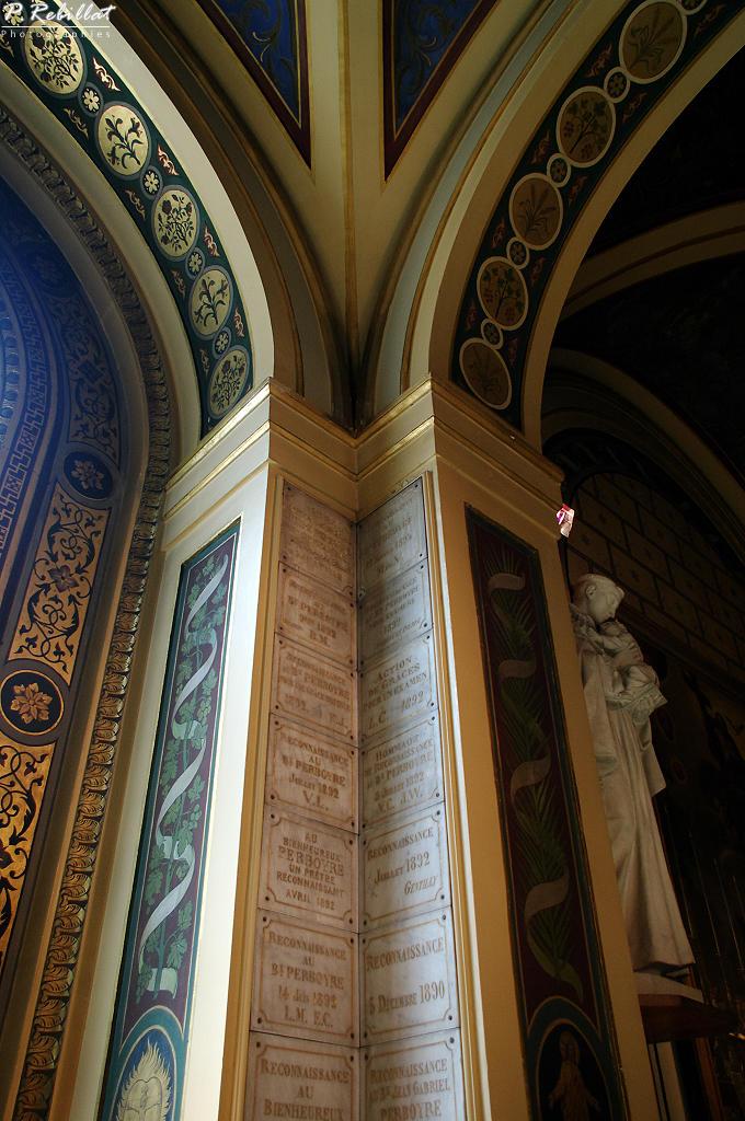 Chapelle Saint-Vincent-de-Paul (chapelle des Lazaristes) à Paris 6eme arrondissement.