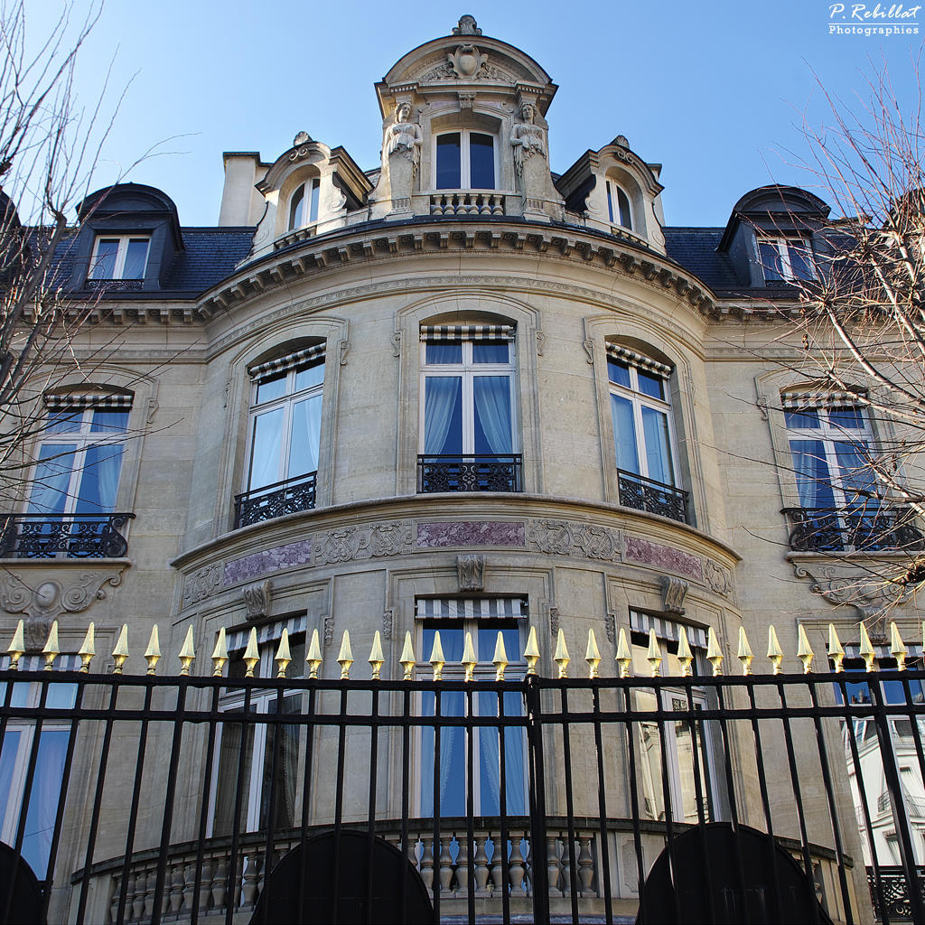 H tel vilgruy ancien paris 8eme arrondissement paris for Appart hotel 8eme paris