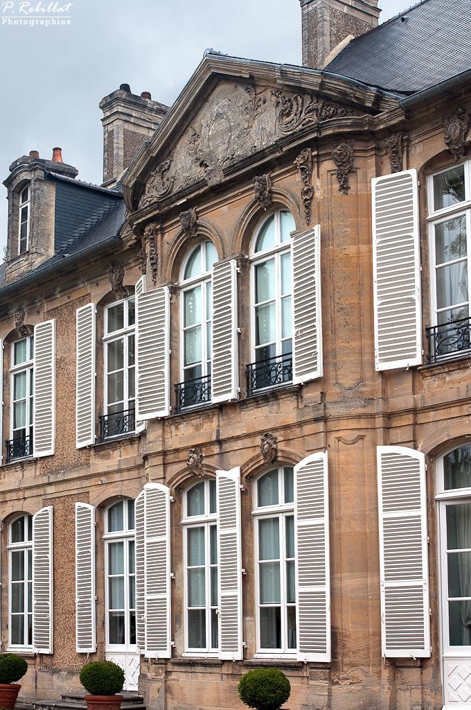 Hôtel de Royville à Bayeux.