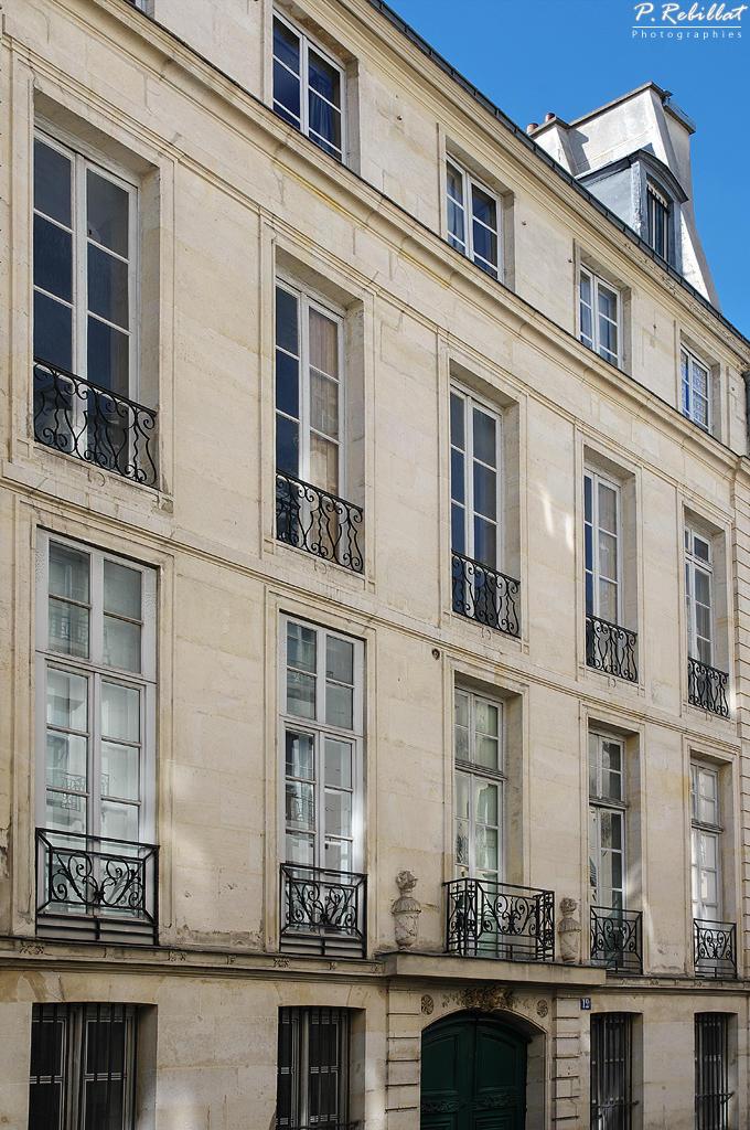 Petit h tel de sourd ac paris 6eme arrondissement paris for Hotel 11 arrondissement paris