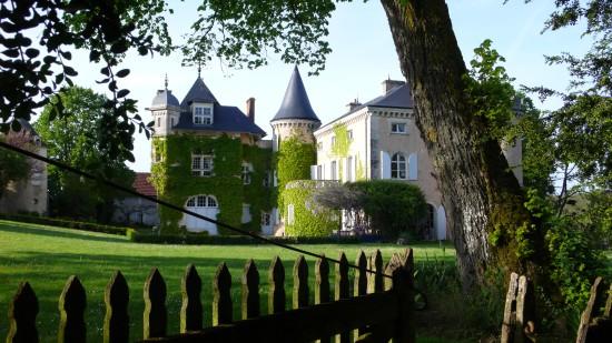 manoir de Saint-Victor de la Grand-Maison à Ingrandes.