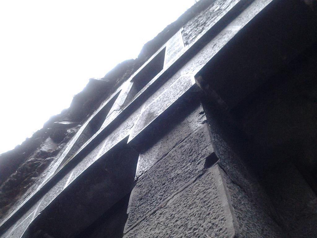 Ouvrage fortifié dit chiuse de Bauma Negra à Utelle.