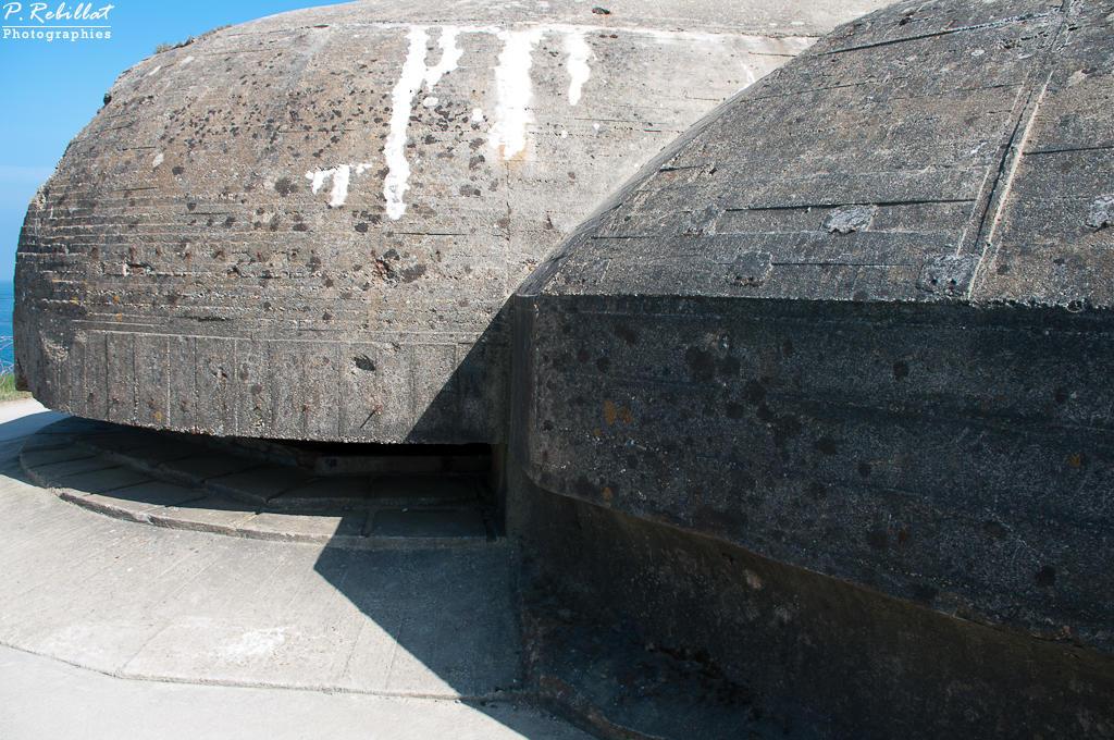 Pointe du Hoc.