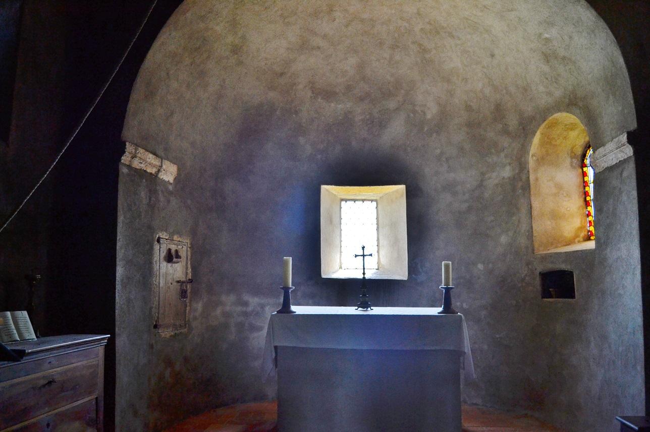 Eglise d'Etables à Ceignes.