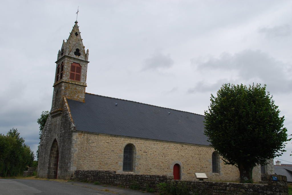 Chapel Notre-Dame de Locmaria and Notre-Dame-de-Beaupros, French Heritage monument to Guidel.