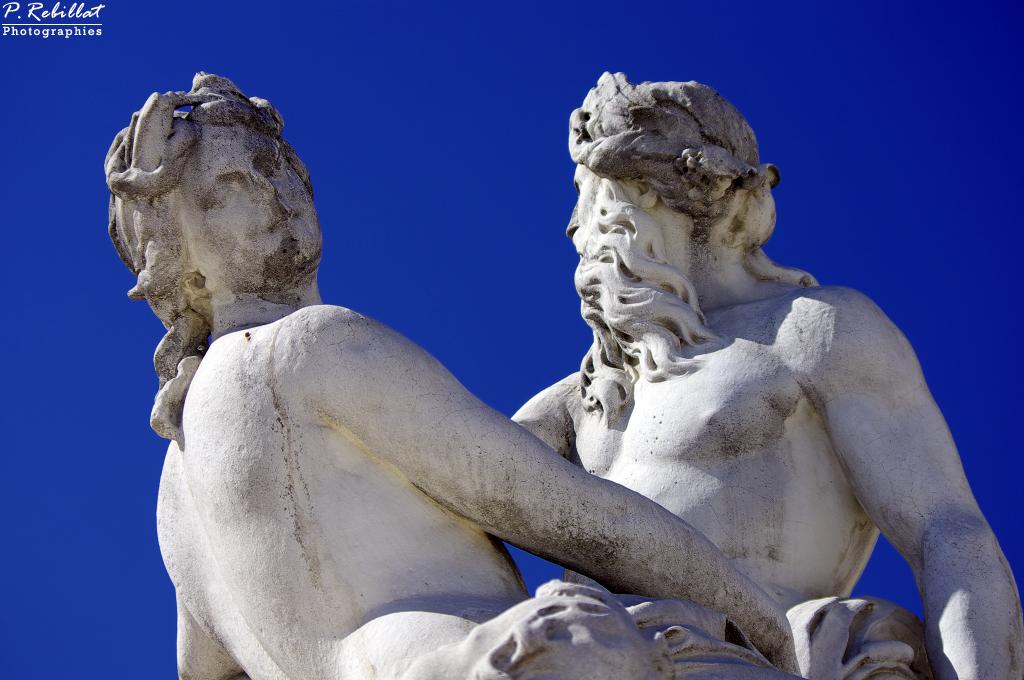 Jardin des Tuileries à Paris par Pascal-Jean Rebillat Photographies