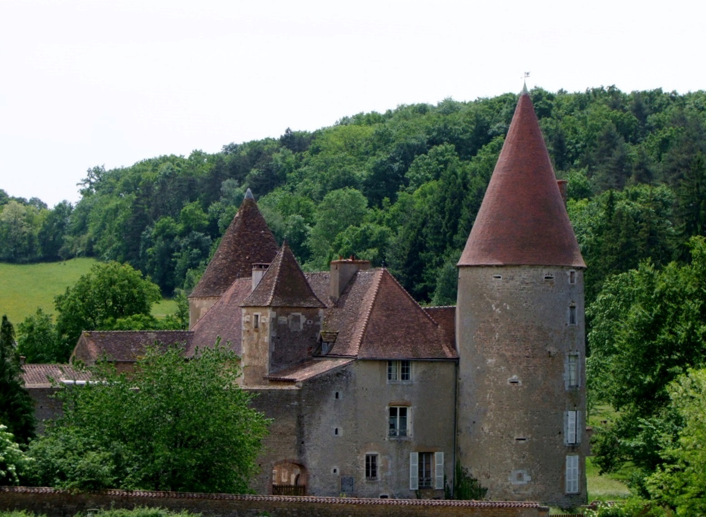Château de Nobles par perrine