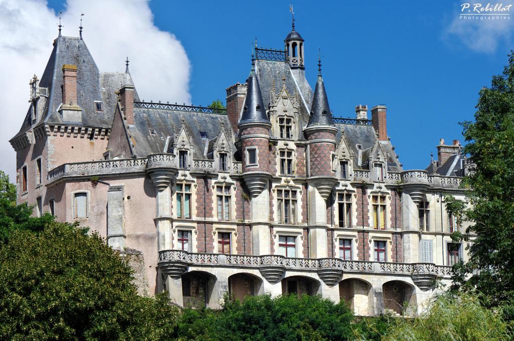 Château de Montigny le Gannelon à Montigny le gannelon.