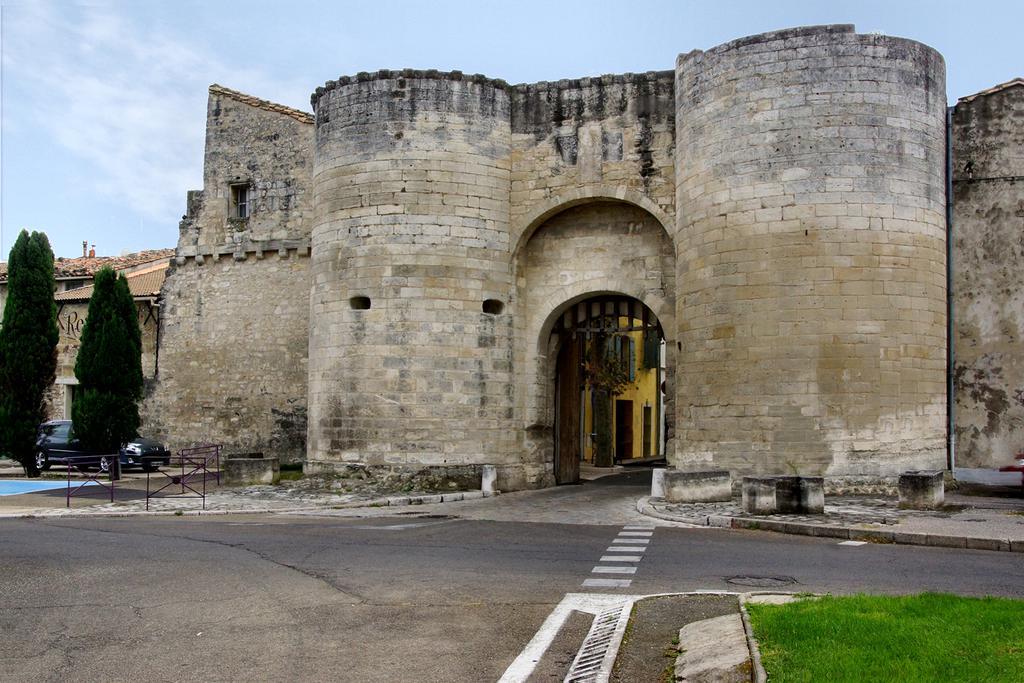 Porte de la Condamine par Jamled