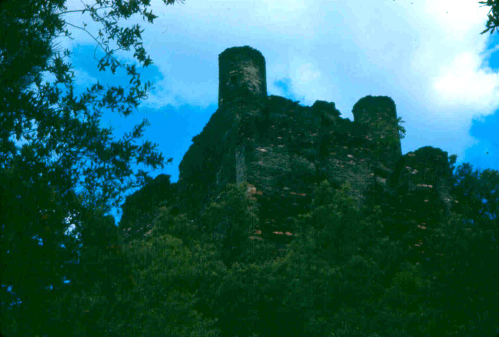 Château de Moissac Vallée Française par gérald krafft