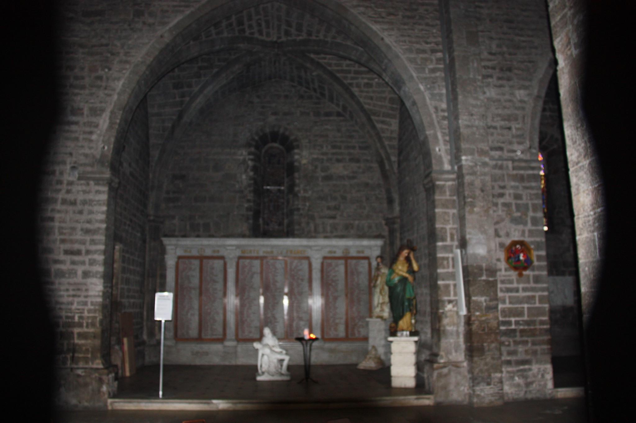 Eglise Saint-Louis à Hyeres.