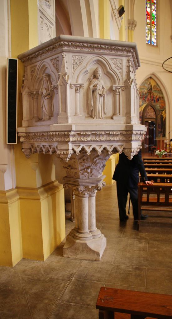 Eglise Paroissiale Saint Sulpice à Bailly.