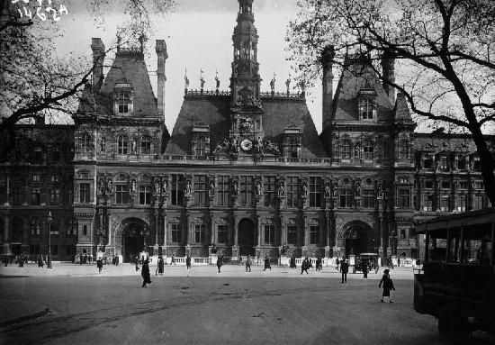 Hôtel de Ville par webmaster