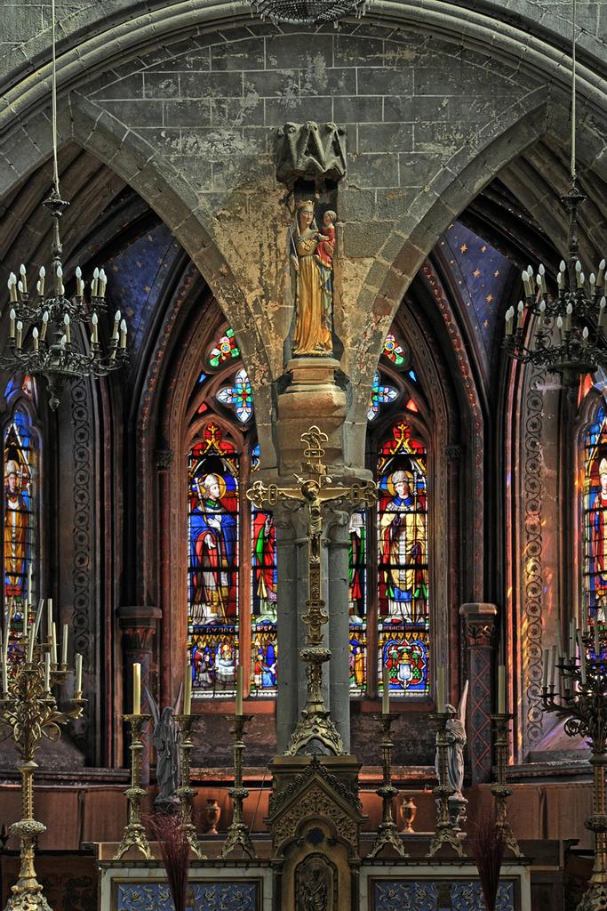 Ancienne cathédrale Saint-Samson par gerardgg