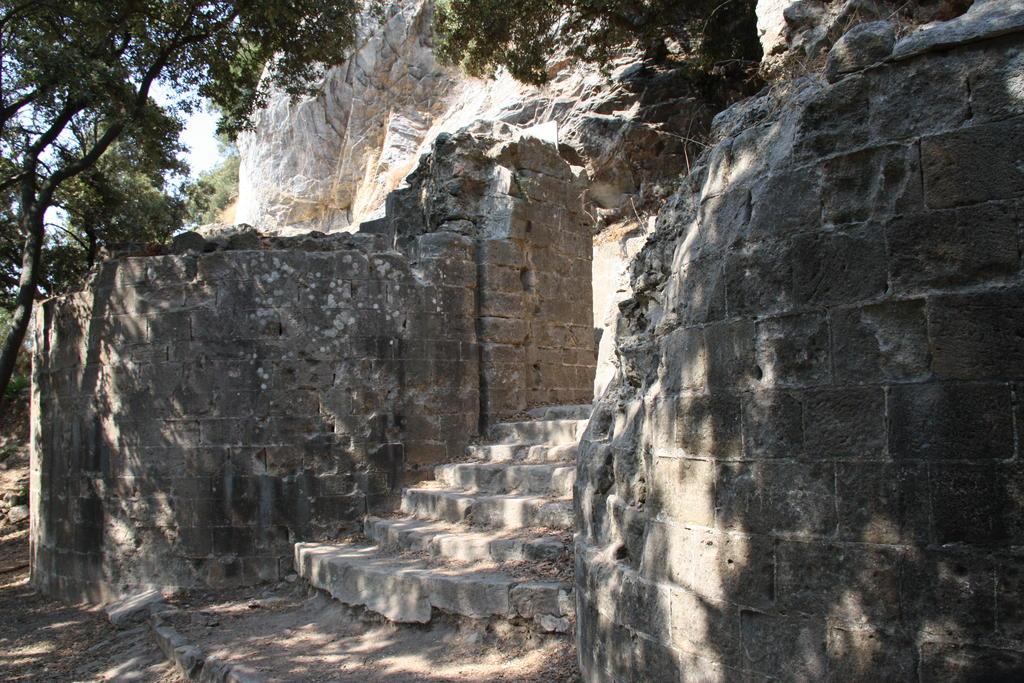 Château à Hyeres.