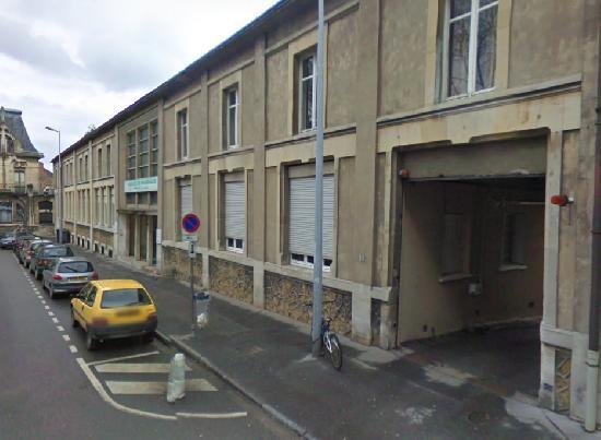 Fabrique, Maison d'Industriel dite Maison Bergeret à Nancy.