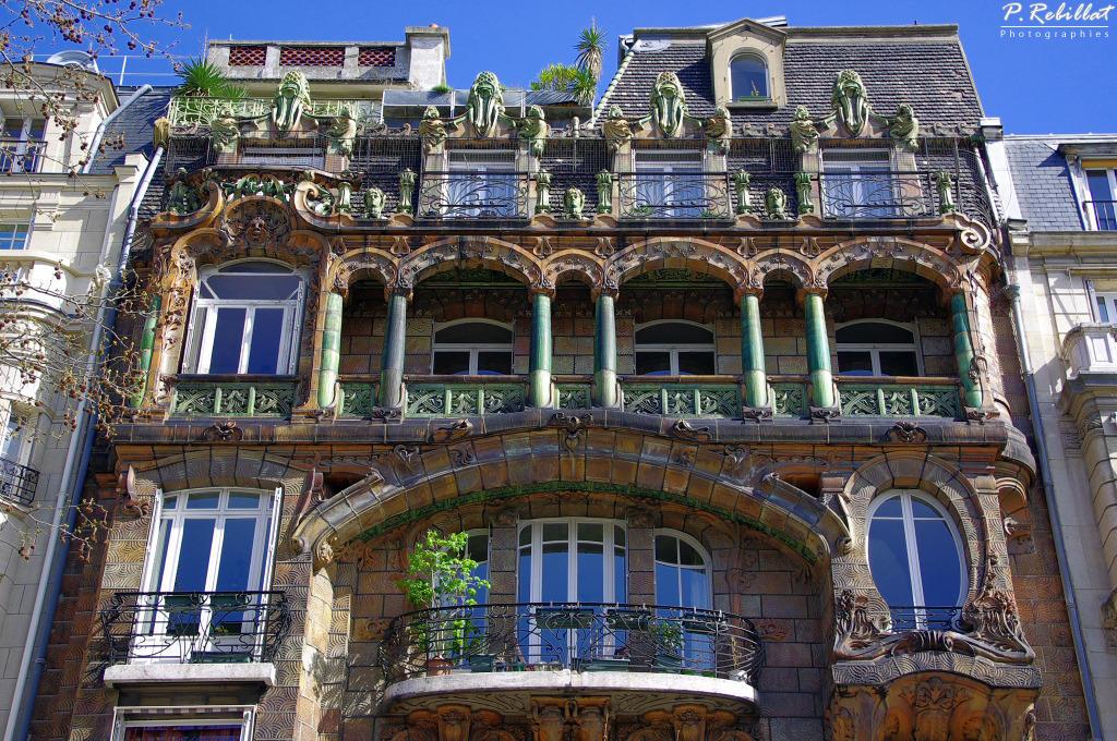 Immeuble 29 avenue rapp paris 7eme arrondissement paris - Chambre d hote paris 7eme arrondissement ...