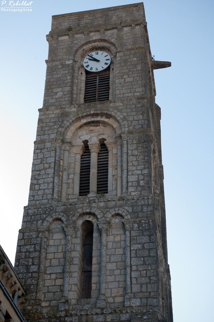 Church from Lion-sur-Mer.