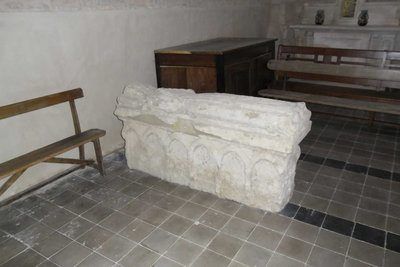 Eglise Paroissiale Saint-Pierre à Saivres.
