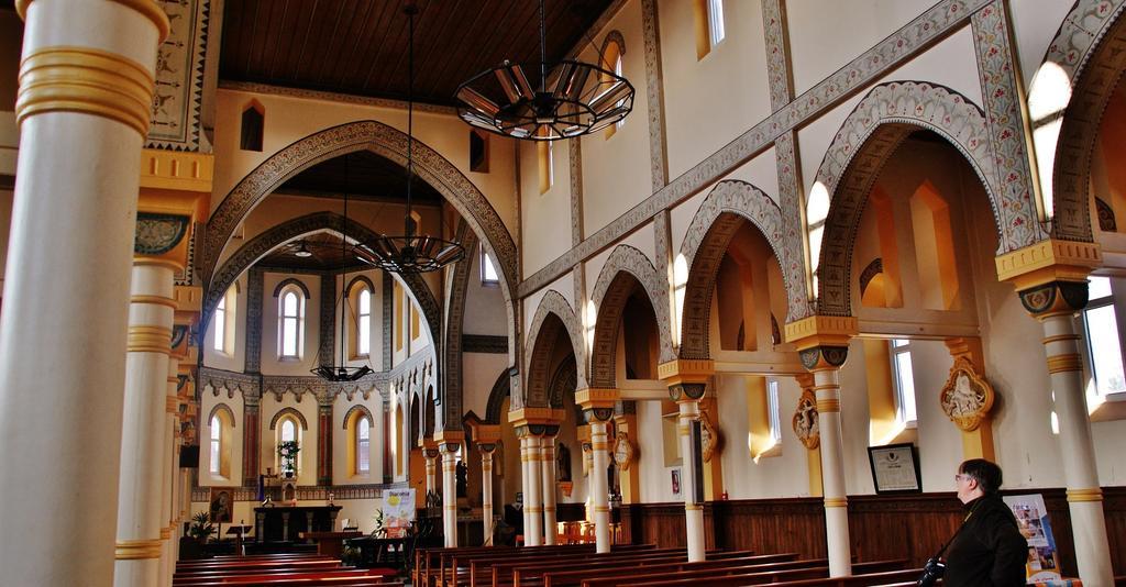 Eglise Saint-Martin à Masny.