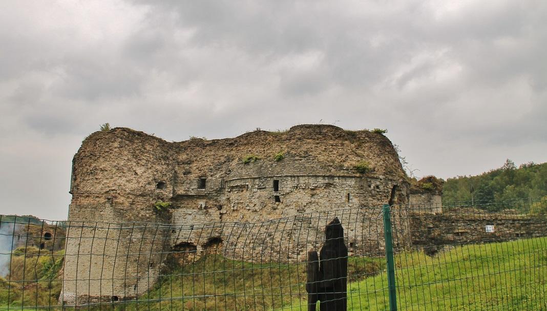Château à Montcornet.