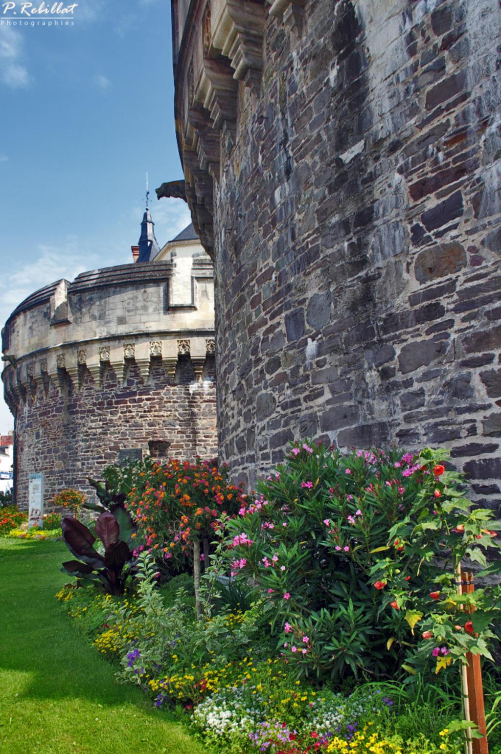 Château d'Ancenis à Ancenis.