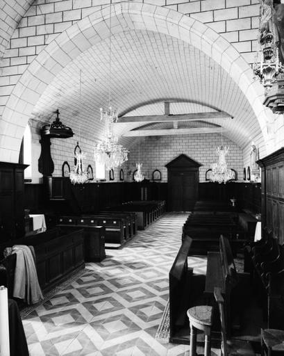 Eglise Paroissiale Saint Pierre à Ouvrouer les champs.