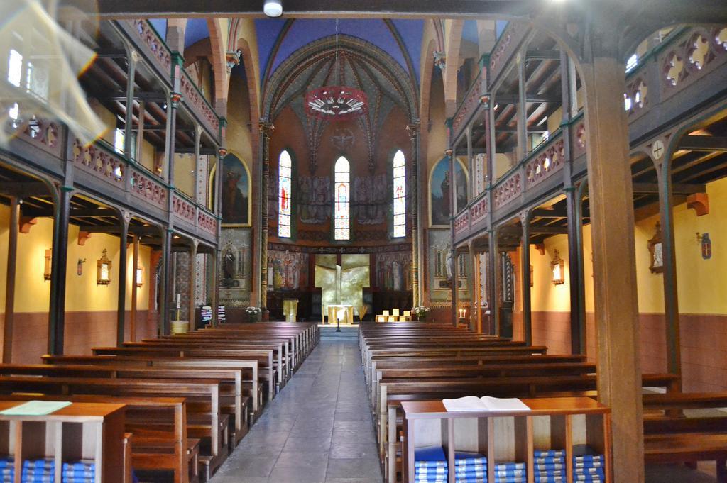 Eglise Saint-Vincent à Ustaritz.