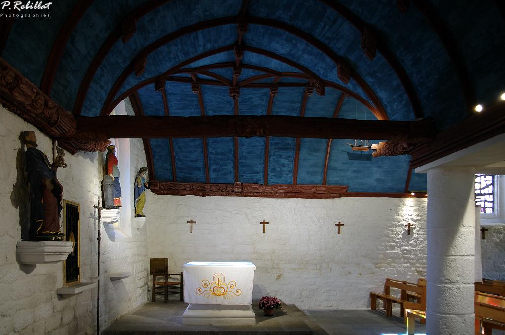 Chapelle de Sainte-Marine à Combrit.