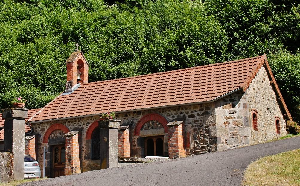 Eglise Saint-Bonnet à Miremont.