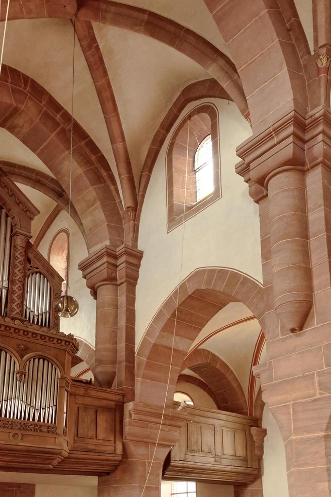 Church Saint-Adelphe to Neuwiller les saverne.