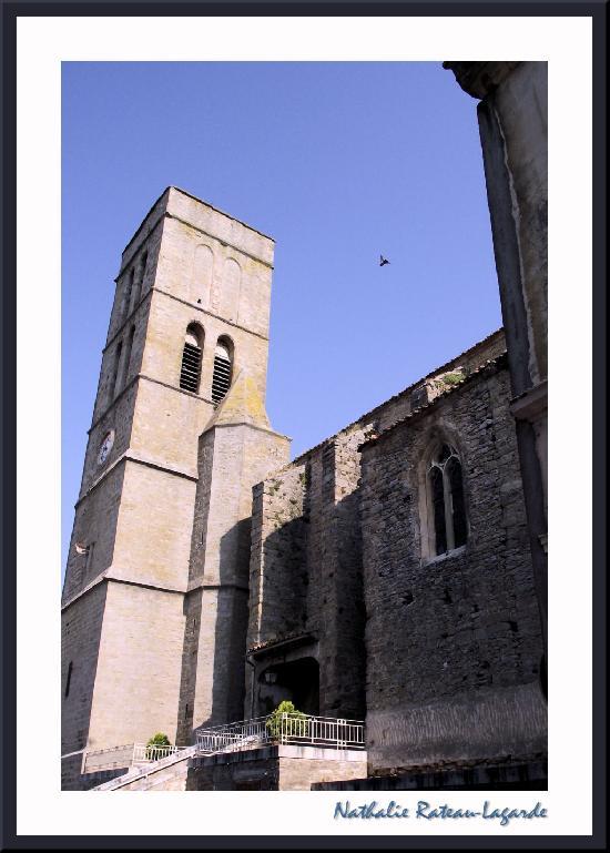 Eglise Saint-Etienne par Nathy