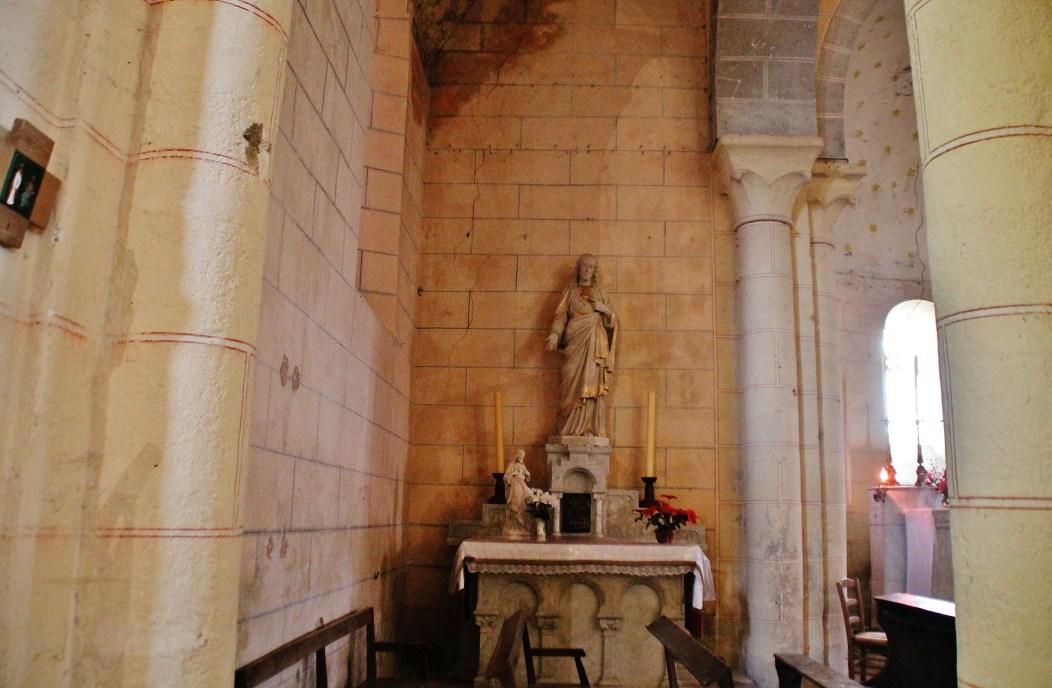 Eglise Saint-Nicolas à Droiturier.