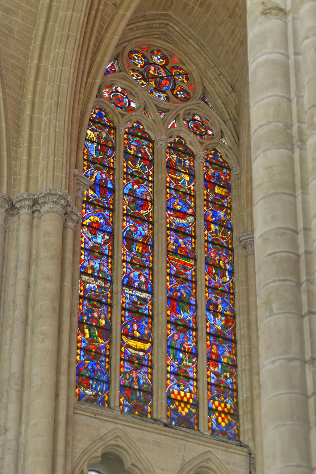 Saint-Gatien Cathedral, French Heritage monument to Tours.