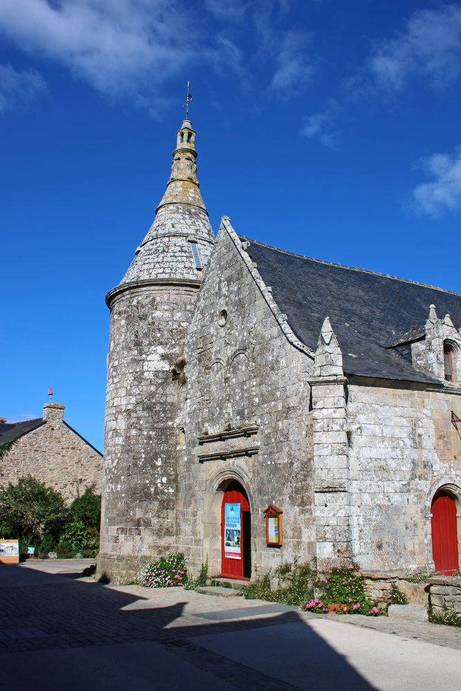Eglise Sainte-Anne à Le Guerno à Le guerno.