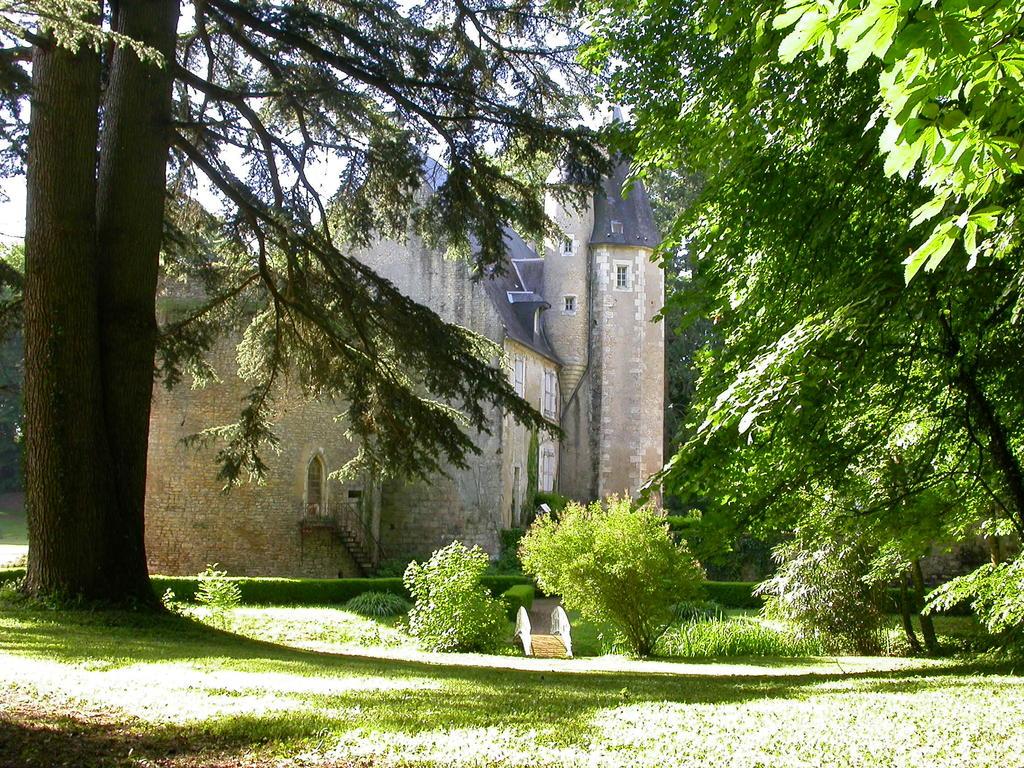 Château dit du Vieux Moulin à Vielmanay.