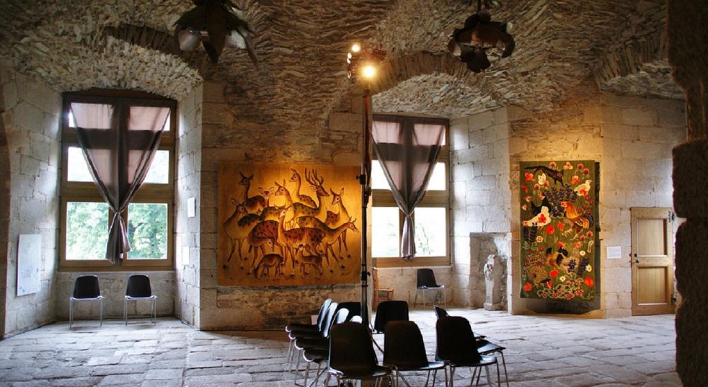 Château à Lacaze.