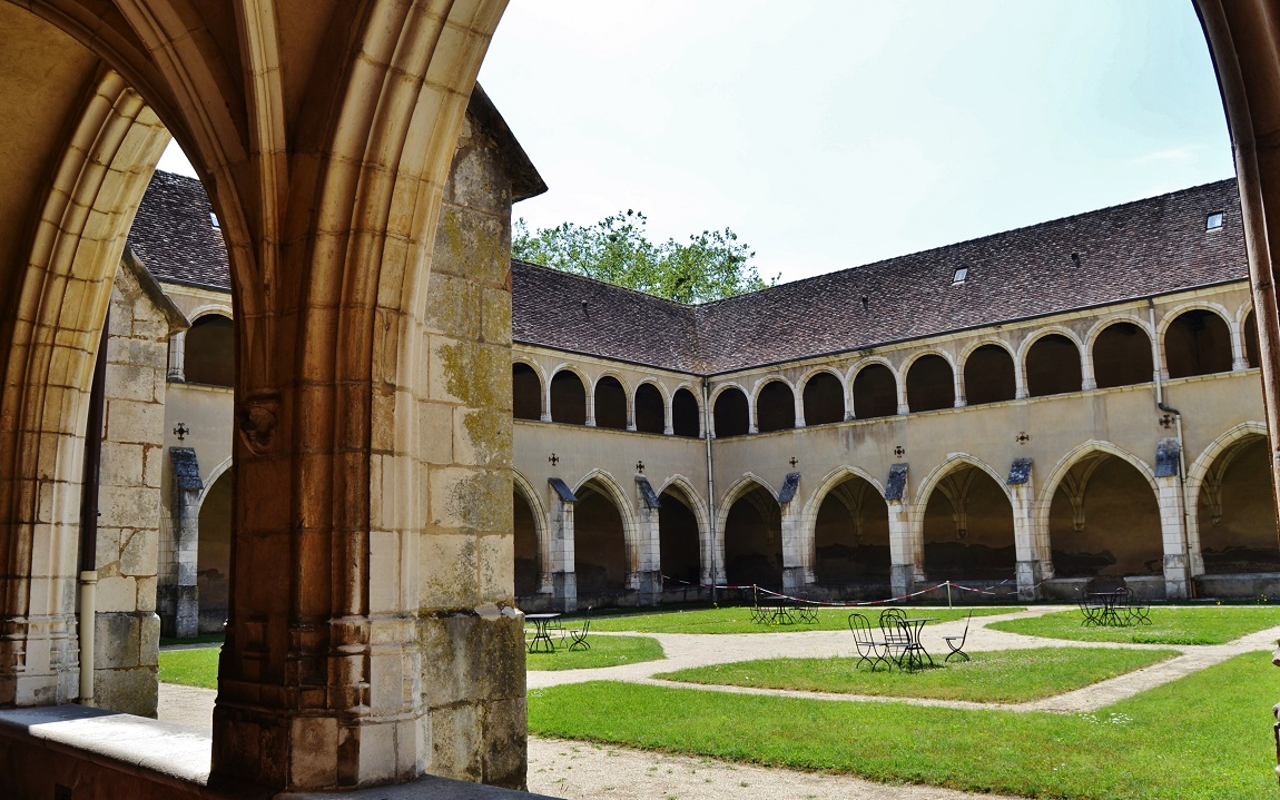 Former abbaye de Brou, French Heritage monument to Bourg en bresse.