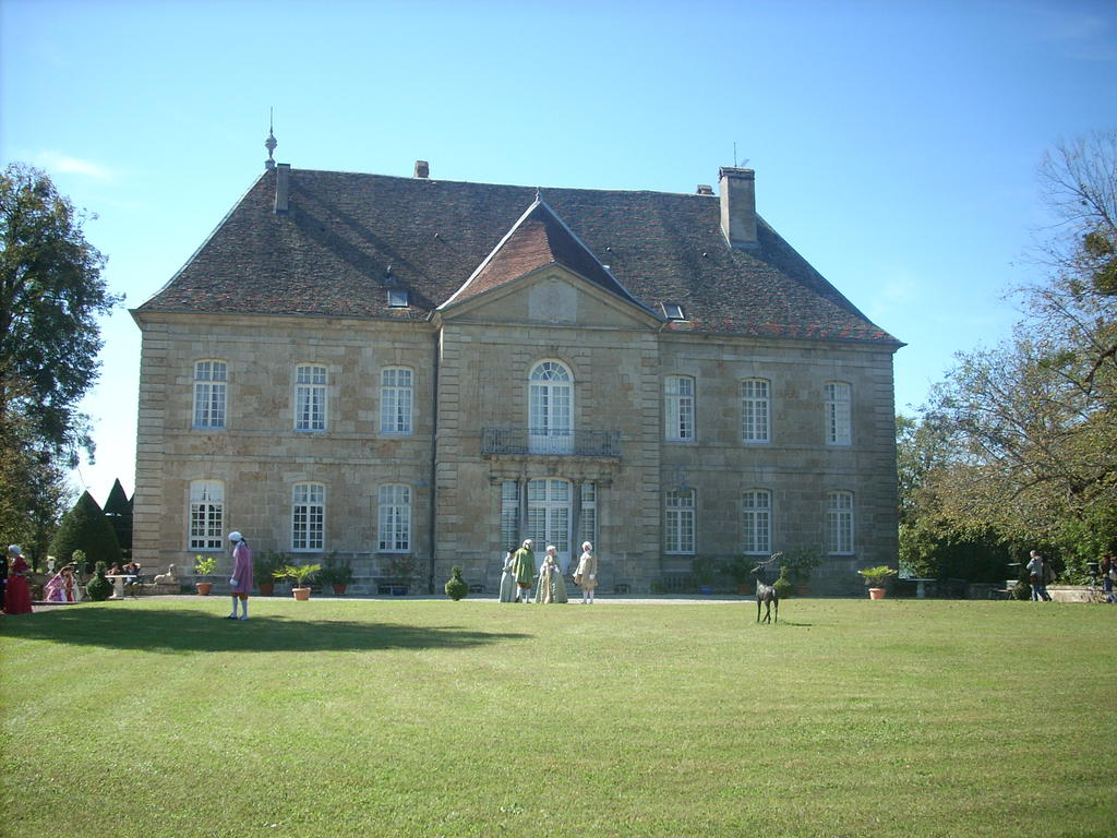 Castle of Vaire-le-Grand, French Heritage monument to Vaire arcier.