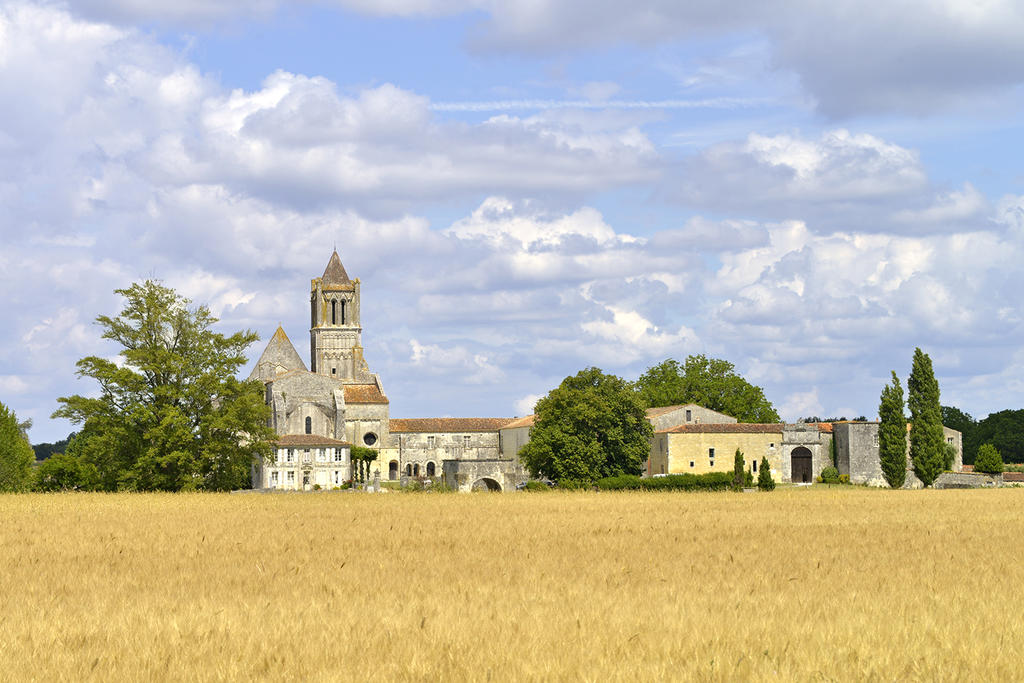 (Former) Abbey, French Heritage monument to Sablonceaux.