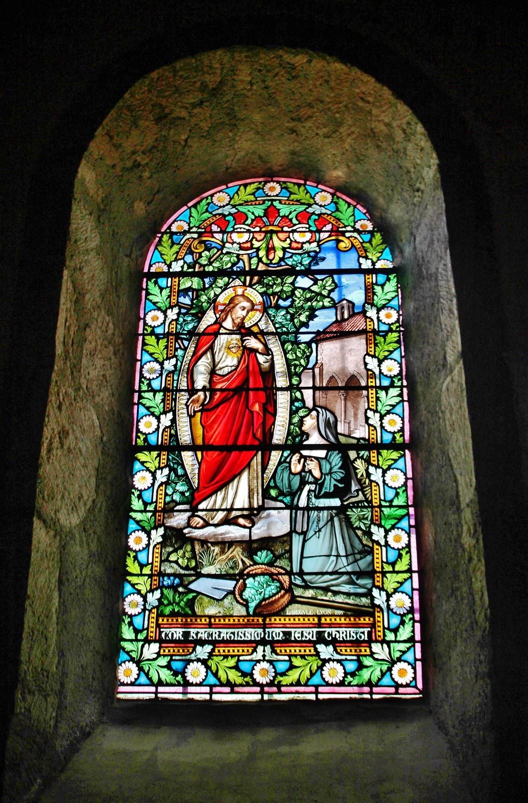 Eglise Saint-Marcel à Iguerande.