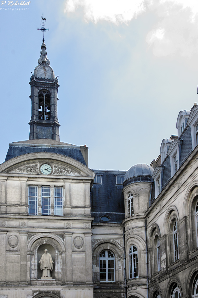 Congrégation de la Mission des Lazaristes à Paris 6eme arrondissement.