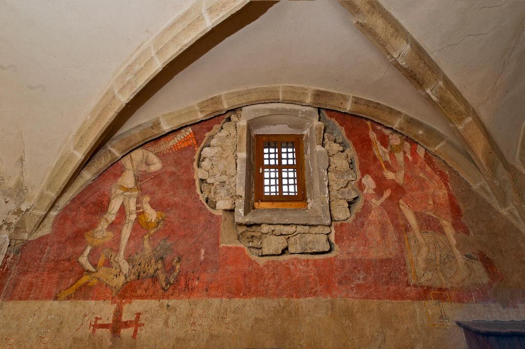 Eglise à St symphorien sur coise.