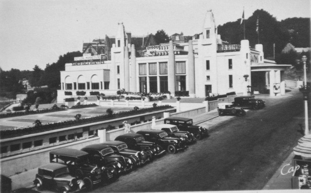 Bretagne Dinard Casino