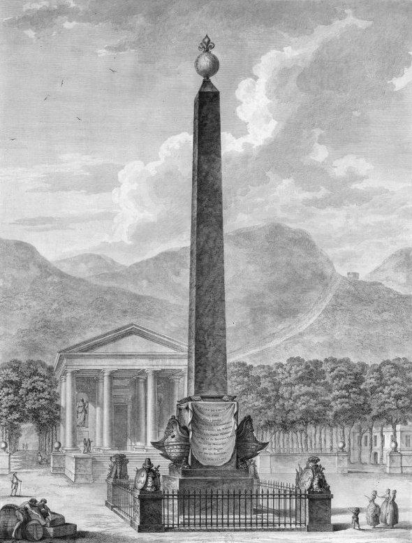 Maquette d'un monument dédié à Louis XVI Fe12c00be4b14739e78a9374886b6aca